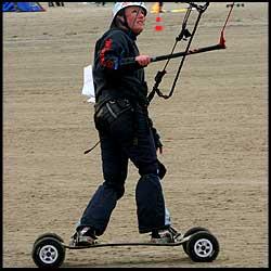 Kite All-Terrain Boarding - Natz Reeve