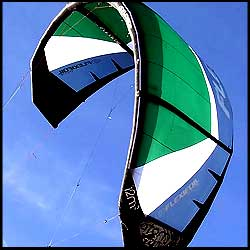 Flexifoil Atom 08 Kiteboarding Kite
