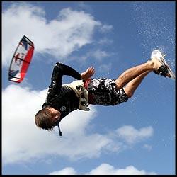 Flexifoil Aaron Hadlow Pro 2008 08 SLE LEI Kite C-Shape