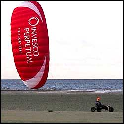 Flexifoil Sabre Depowerable Foil Kite