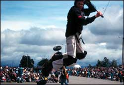 Kite ATB Tricks