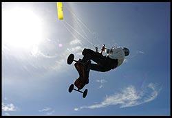 Muriwai Phantom Flying