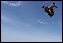 Dan Eaton New Zealand Airdeck Kite