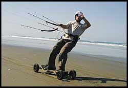Dave Stratton New Zealand Kite