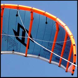 North Rhino 07 SLW BOW Water Relaunchable 5th Element Kite