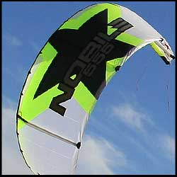 Nobile 555 2008 08 Kiteboarding Kite