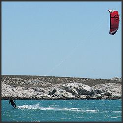 North Vegas 08 C-Kite SLW BOW Water Relaunchable 5th Element Kite