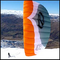 Ozone Access XC Depower Snow Land Kite