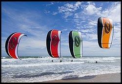 Ozone Instinct Light Sport Edge 2 II 2008 08 Kites