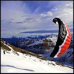 Ozone Manta 2 II Depower Snow Land Kite