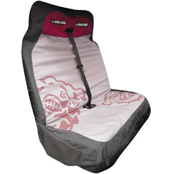 Bulldog Twin Car Seat Cover