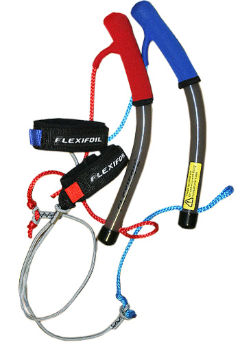 Flexifoil Recreational SHORT Four Line Handles with Safety System