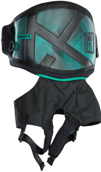 ION Essentials Ripper Kite Waist Seat Harness