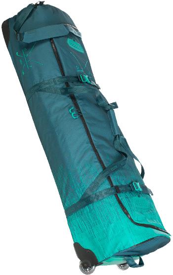 Ion Kiteboarding Golfbag Kite Wheelie Twintip Travel Board