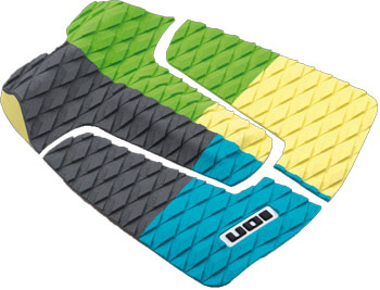 ION Kiteboarding Surf Traction Board Pads