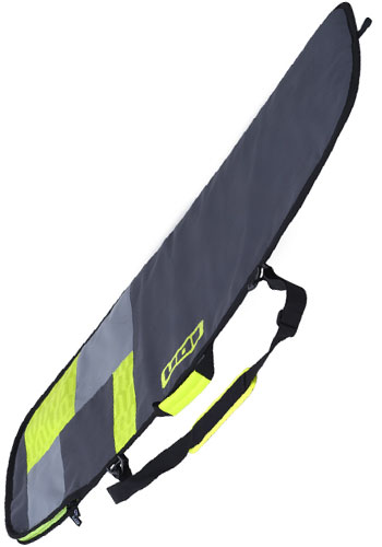 ION Kiteboarding Twintip Single Twintip Kitesurf Travel Board Bag with wheels