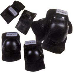 Kheo Knee, Wrist and Elbow Pad Set