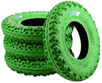 MBS T3 All-Terrain Mountainboard Tyres