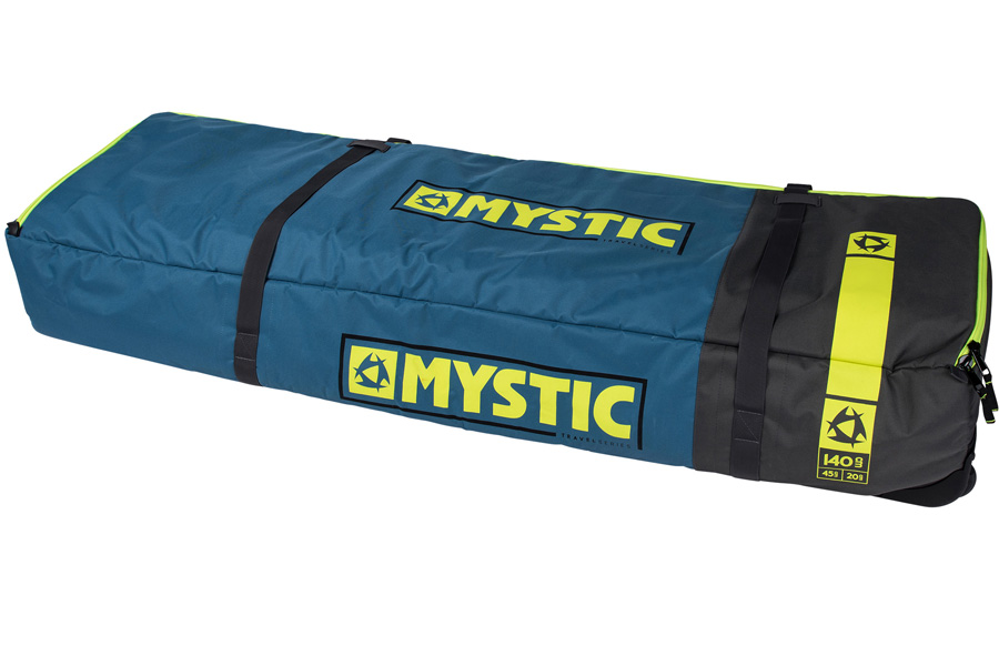Mystic Matrix Boardbag  with wheels