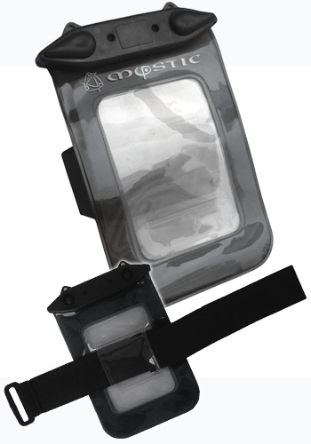 Mystic Kiteboarding Dry Pocket with Armstrap / Armband