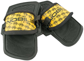 Nobile IFS Pro Footstraps Footbed Integrated System Twin-Tip Board Pads