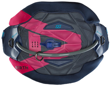 North Kiteboarding Air Styler Waist  Harness