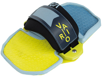 North Vario Footstraps Kite Surf Board