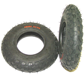 Primo Alpha Lightweight Mountainboard All-Terrain MTB ATB Tyres