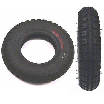 "Primo Striker 8"" Mountainboard All-Terrain MTB ATB Tyres"