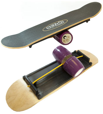 Scrub Board Trainer