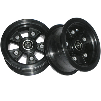 Scrub Mountainboard All-Terrain MTB ATB  Rims Hubs