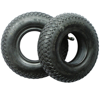 Scrub Mountainboard All-Terrain MTB ATB Tyres and Inner Tube