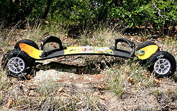 MBS Core 95 All-Terrain Board Mountainboard