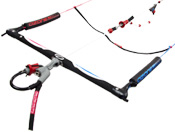 Ozone Manta 3 III 2011 Depower Control Bar with Safety System