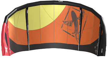 Best Kahoona 2013 V5 Kiteboarding Kite Surf LEI Water Relaunchable C-Shape BOW Kite