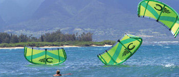 Cabrinha Vector Water Relaunchable LEI Water Relaunch