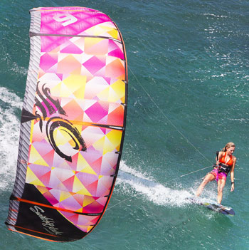 Cabrinha Switchblade 2014 Water Relaunchable LEI