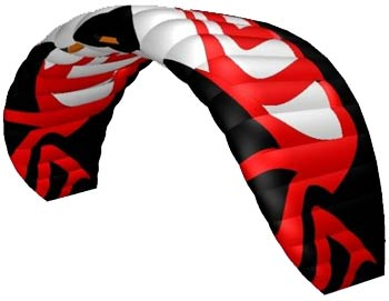 Flysurfer Unity Depower Foil Kiteboarding Kite