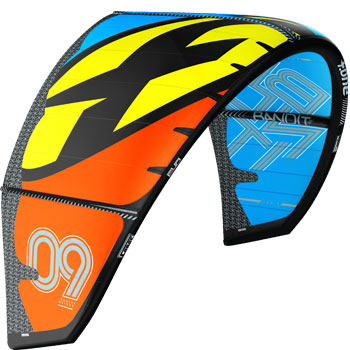 F-One Bandit 2015 8 VIII Kiteboarding Kite Surf LEI Water Relaunchable C-Shape BOW Kite