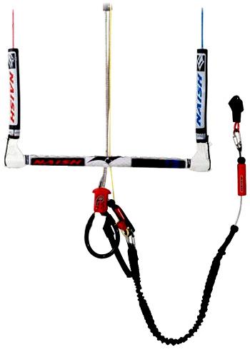 Kitesurfen Naish 5-Line Control Bar 2018
