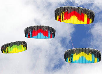 Ozone Octane Power Kite