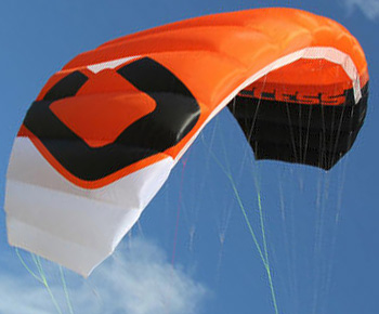 Ozone Access 2015 Cross Country Depowerable Depower Kite Snow Kite Snowkiting