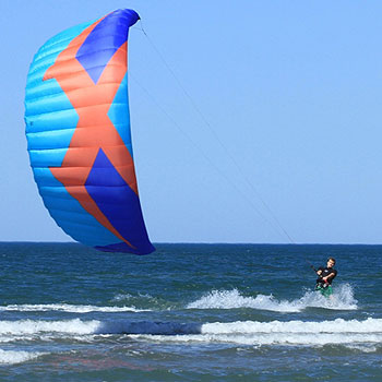 Peter Lynn Charger II Kiteboarding Kite