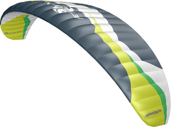 Peter Lynn Reactor 2013  Power Traction Kite