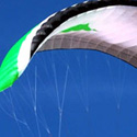 Peter Lynn Vapor 4-Line Race Traction Kite