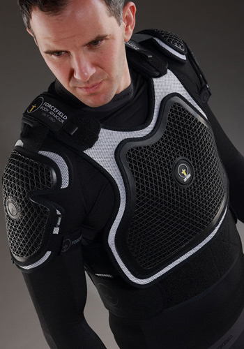 Forcefield Extreme Harness Flite Plus Body Armour Safety