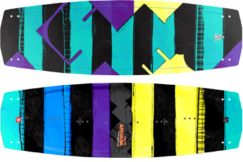 Best Armada 2012 Kiteboard