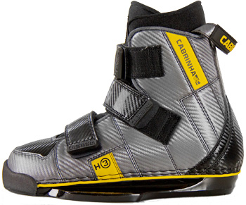 Cabrinha H3 Boot System Wake / Kite Bindings
