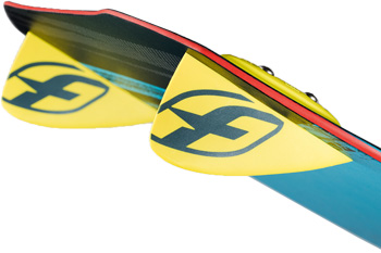 F-One Kiteboarding Fins