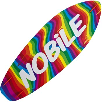Nobile Wood Skim 2011 Kitesurf Board Kiteboard Kite Board Kiteboarding Skimm